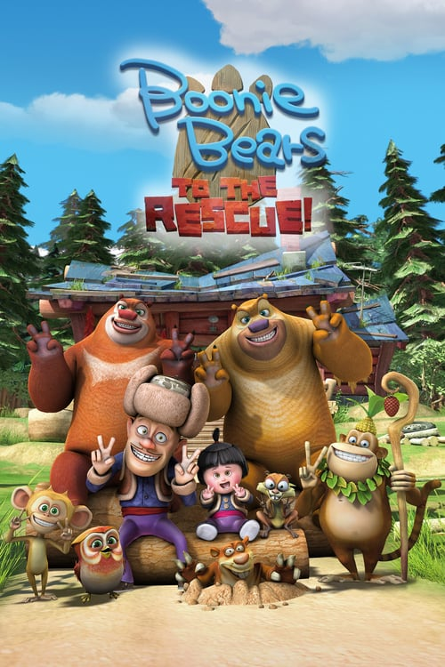 Boonie Bears: To the Rescue