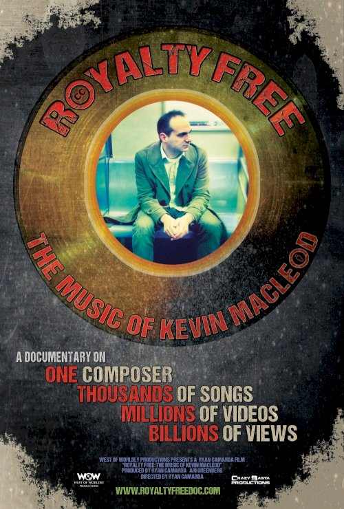 Royalty Free: The Music of Kevin MacLeod
