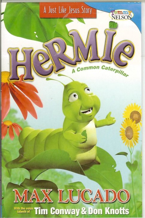 Hermie a Common Caterpillar