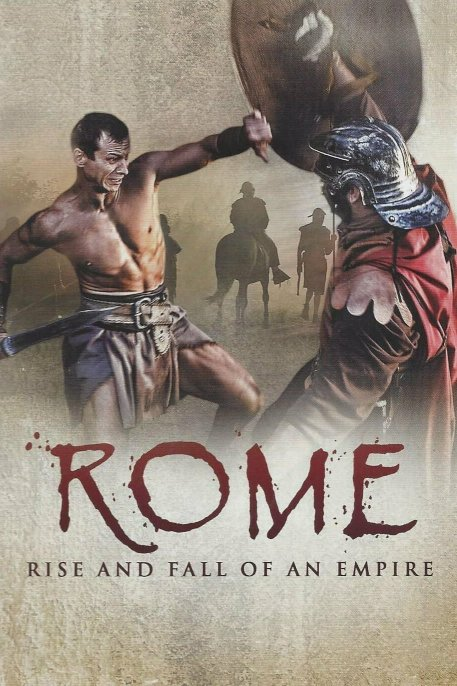 Rome - The rise and fall of an empire (6-disc) - DVD