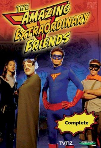 The Amazing Extraordinary Friends
