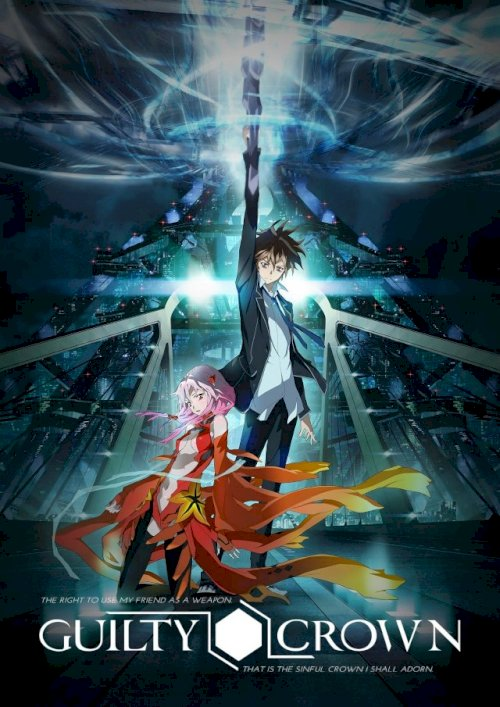 Giruti kuraun: Guilty Crown