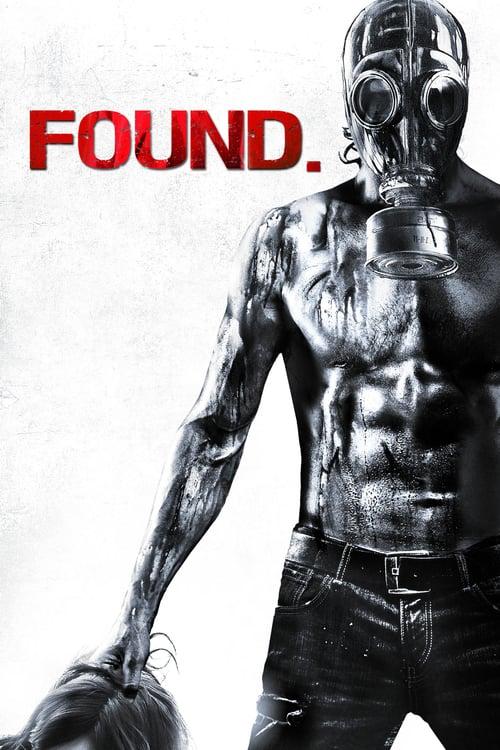 Found - Movie Poster
