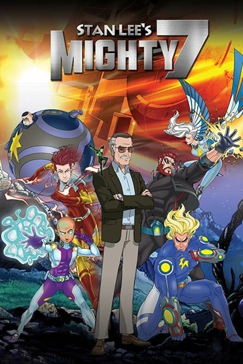 Stan Lee's Mighty 7 - Movie Poster