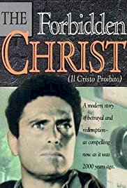 The Forbidden Christ - Movie Poster