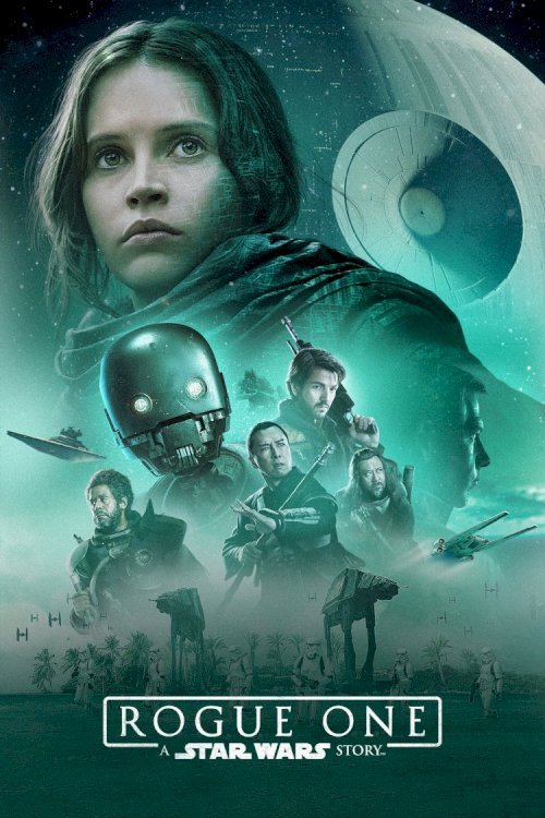 Rogue One: A Star Wars Story - Movie Poster