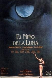 Curse of the Moon Child - Movie Poster