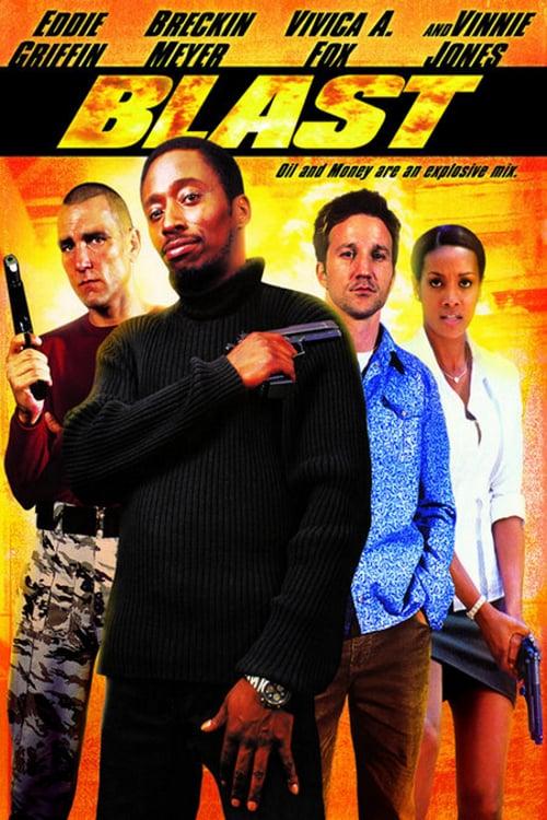 Blast - Movie Poster
