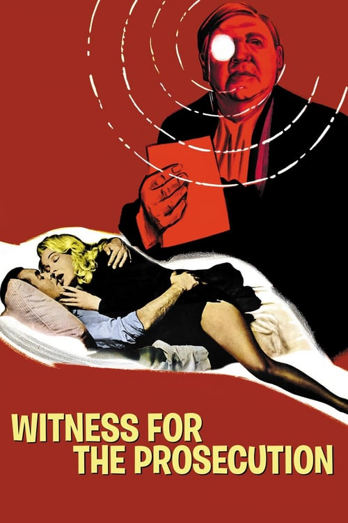 Witness for the Prosecution - Movie Poster