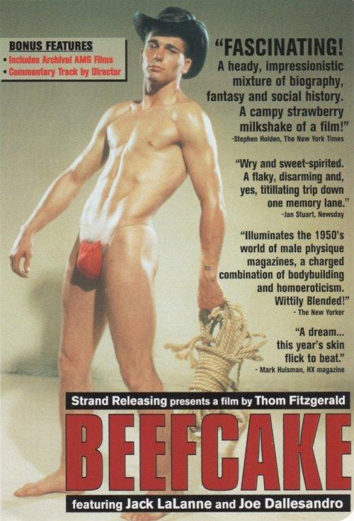 Beefcake - Movie Poster