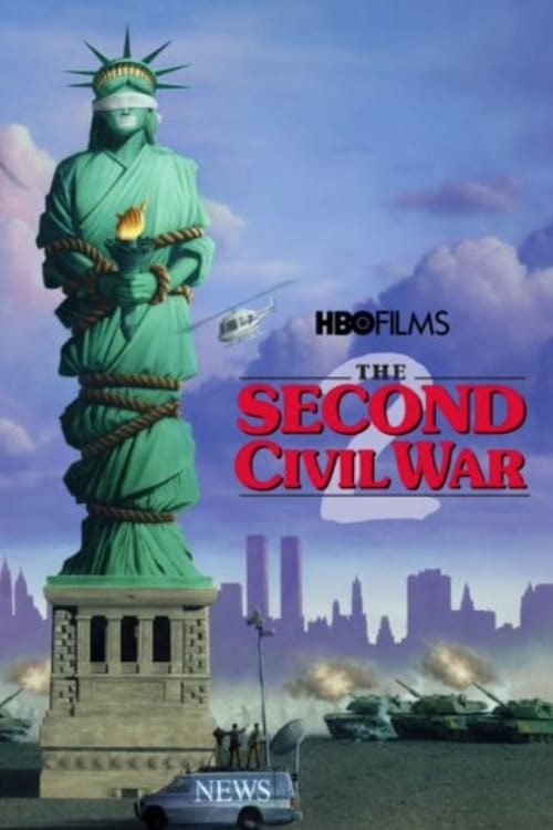 The Second Civil War - Movie Poster