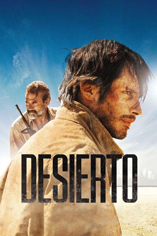 Desierto - Movie Poster