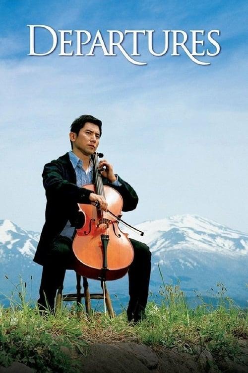 Departures - Movie Poster