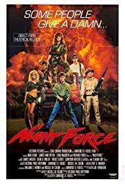 Nightforce - Movie Poster