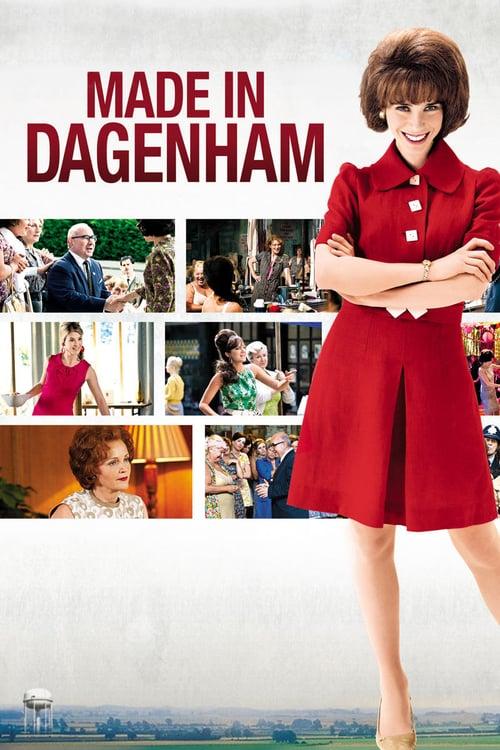 Made in Dagenham - Movie Poster