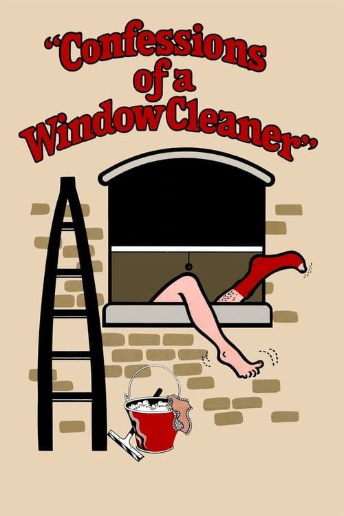 Confessions of a Window Cleaner - Movie Poster