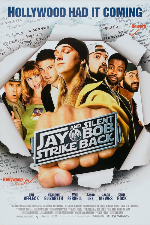 Jay and Silent Bob Strike Back - Movie Poster