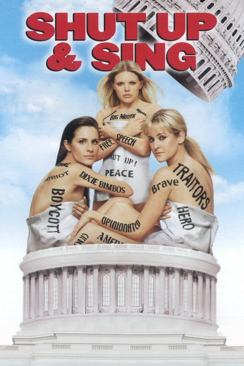 Dixie Chicks: Shut Up and Sing - Movie Poster