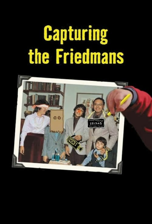 Capturing the Friedmans - Movie Poster