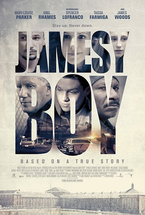Jamesy Boy - Movie Poster