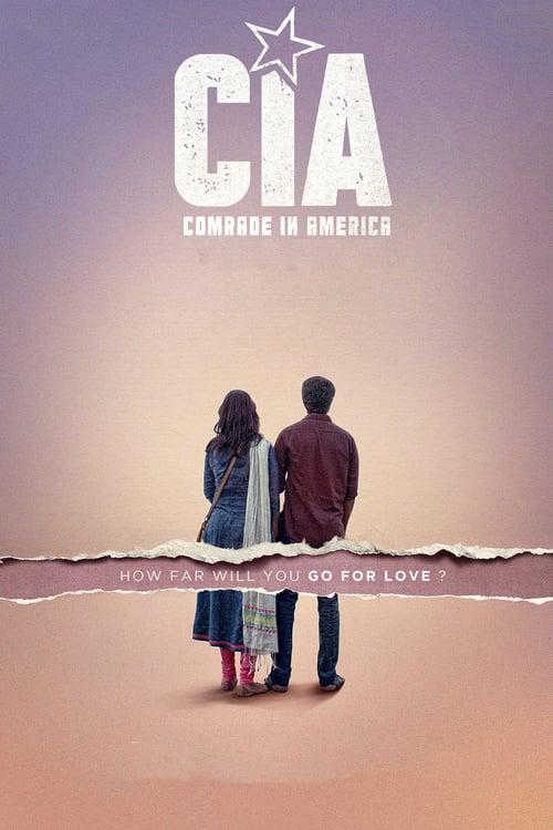 CIA: Comrade In America - Movie Poster