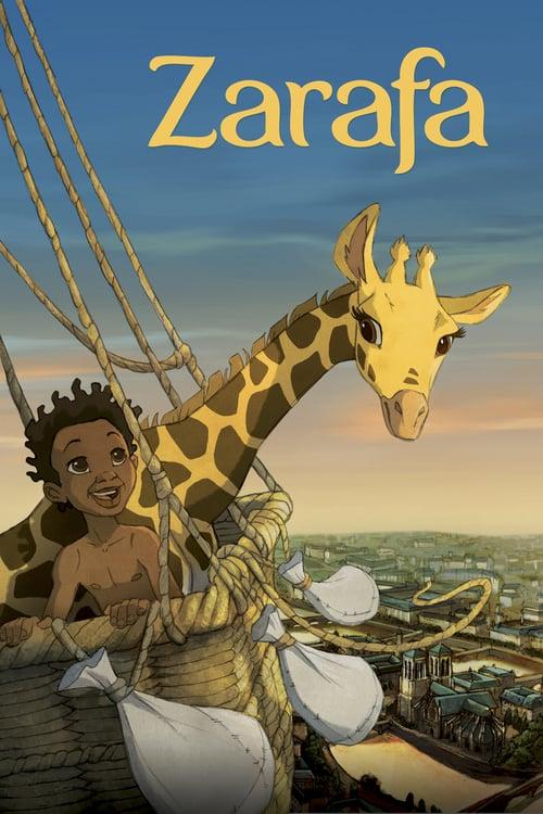 Zarafa - Movie Poster