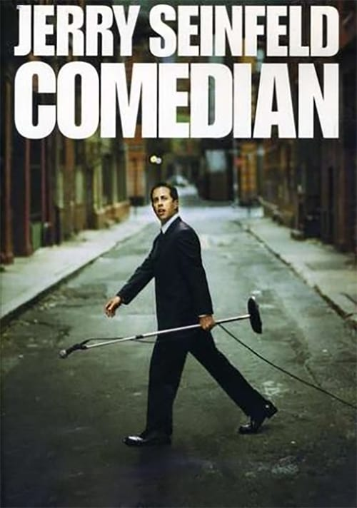 Comedian - Movie Poster