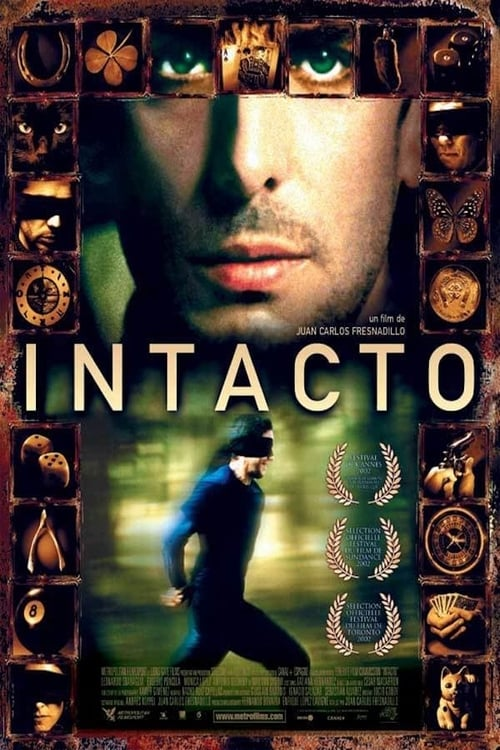 Intacto - Movie Poster