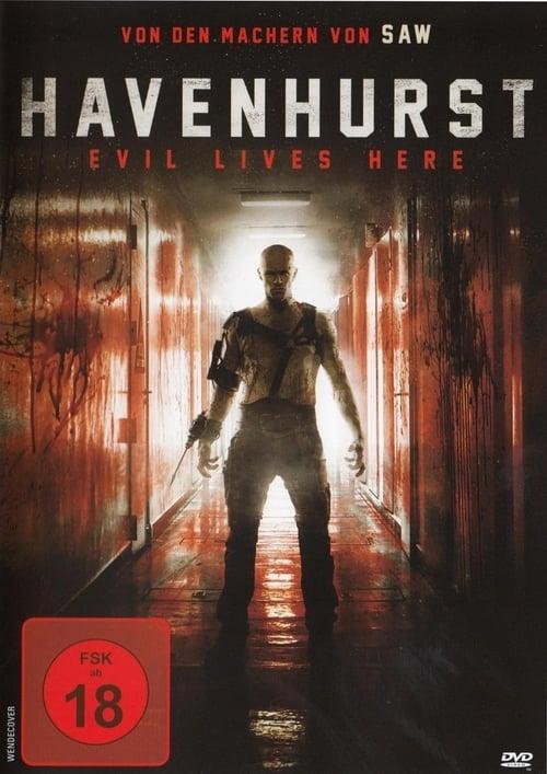 Havenhurst - Movie Poster