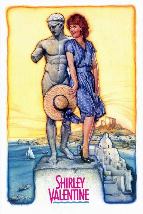 Shirley Valentine - Movie Poster