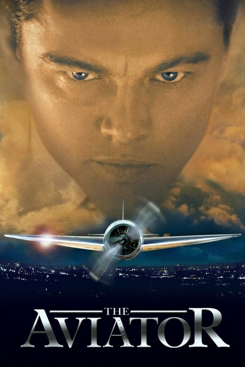 The Aviator - Movie Poster