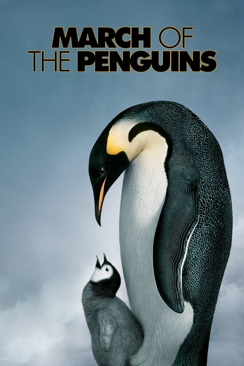 March of the Penguins - Movie Poster
