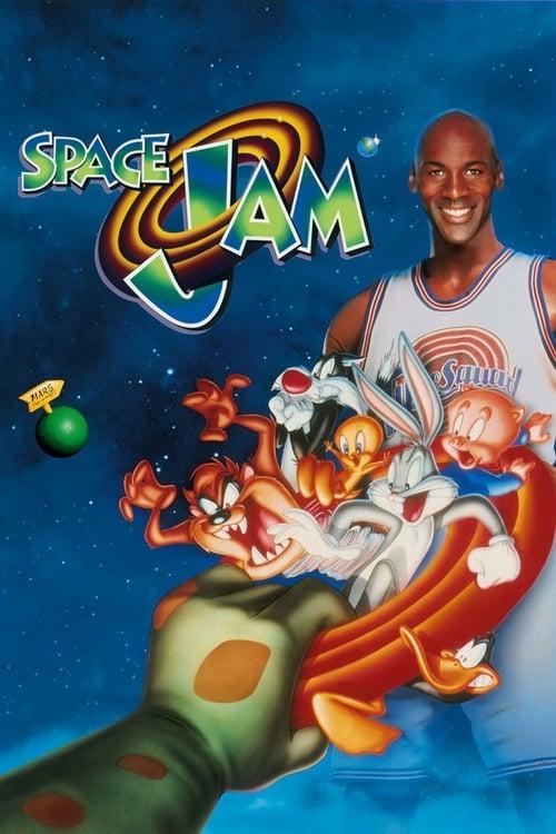 Space Jam - Movie Poster