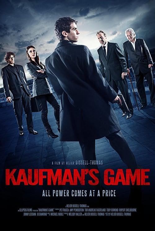 Kaufman's Game - Movie Poster