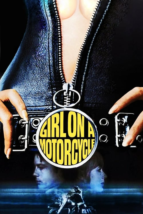 The Girl on a Motorcycle - Movie Poster