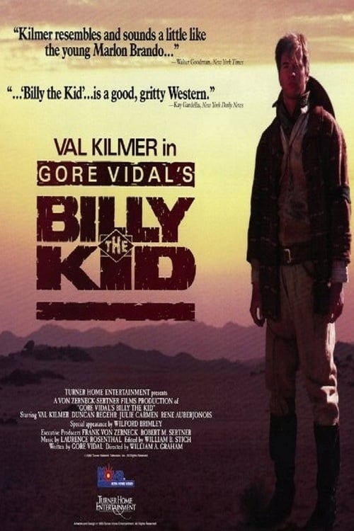 Gore Vidal's Billy the Kid - Movie Poster