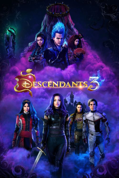 Descendants 3 - Movie Poster