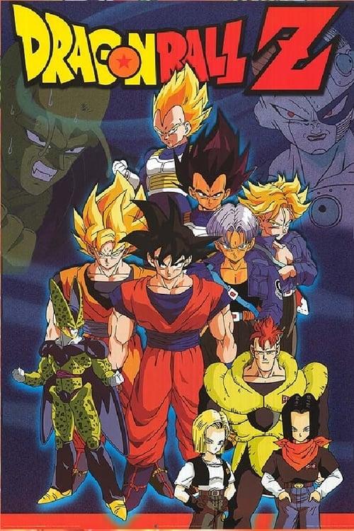 Dragon Ball Z: Atsumare! Goku's World - Movie Poster