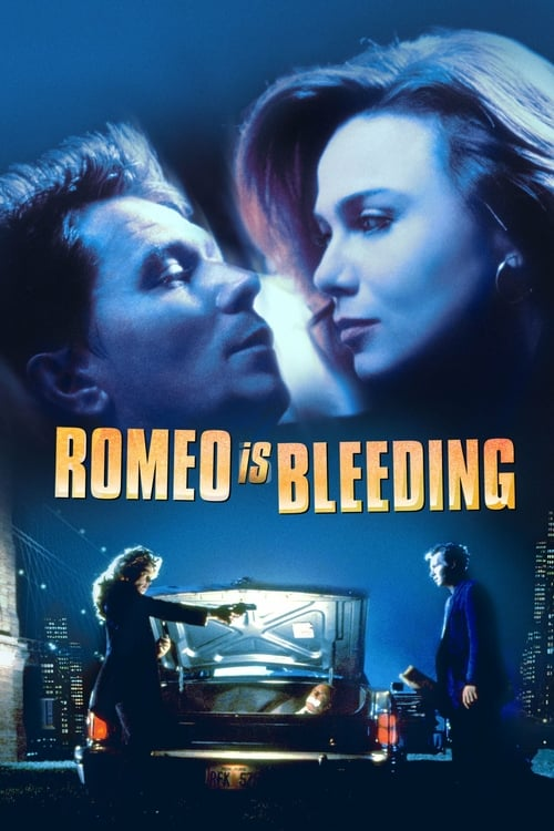 Romeo Is Bleeding - Movie Poster