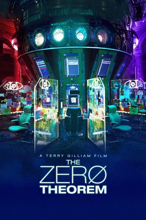 The Zero Theorem - Movie Poster