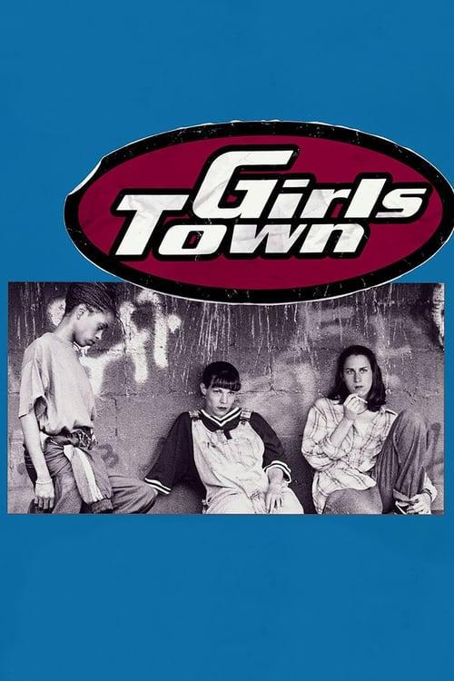 Girls Town - Movie Poster