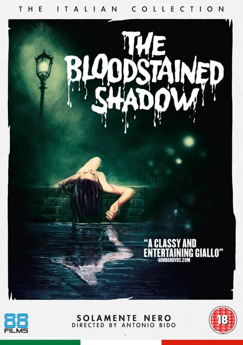 The Bloodstained Shadow - Movie Poster