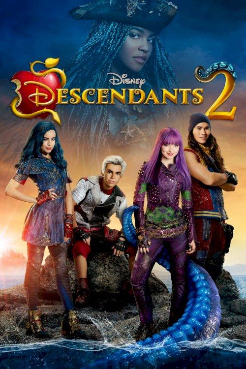 Descendants 2 - Movie Poster