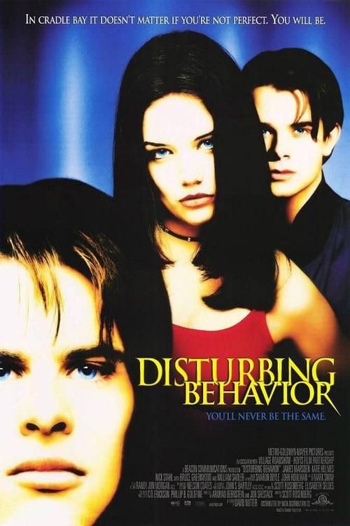 Disturbing Behavior - Movie Poster