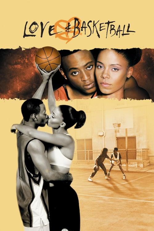 Love & Basketball - Movie Poster