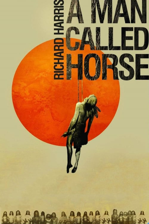 A Man Called Horse - Movie Poster