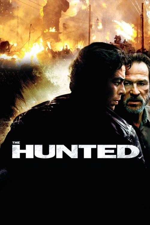 The Hunted - Movie Poster