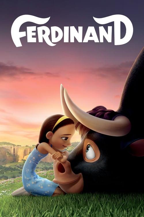 Ferdinand - Movie Poster