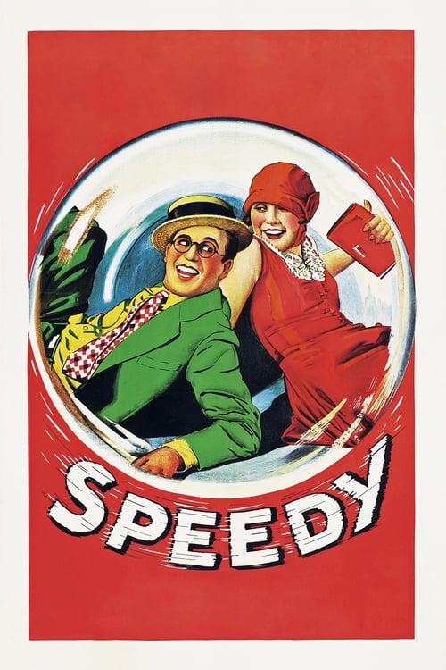 Speedy - Movie Poster