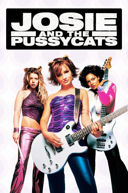 Josie and the Pussycats - Movie Poster